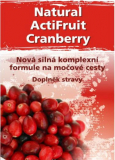 Naturgreen Natural ActiFruit Cranberry 120 kapsl.