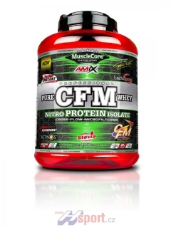 MuscleCore CFM Nitro Whey with ActiNOS 2000 g