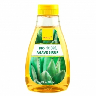 Agáve sirup BIO 400 ml Wolfberry