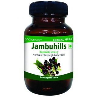 Jambuhills, 60 kapslí, Herbal Hills