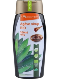 Agáve sirup BIO RAW 360ml