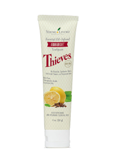 Young Living Zubní pasta Thieves AromaBright