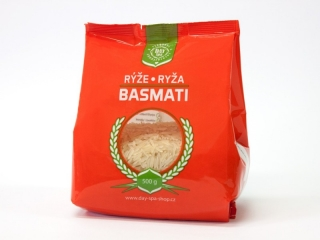 Rýže Basmati DAY Spa, 500 g