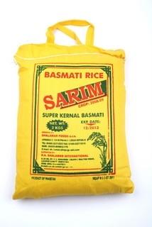 Basmati rýže zdraví